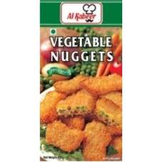 Al Kabeer Vegetables Nuggets 270g