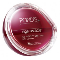AGE MIRACLE CELL REGEN DAY CREAM SPF 15 PA++ JAR